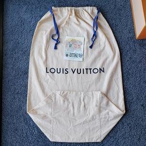 Louis Vuitton Drawstring Dust Bag, HUGE, XXX LARGE